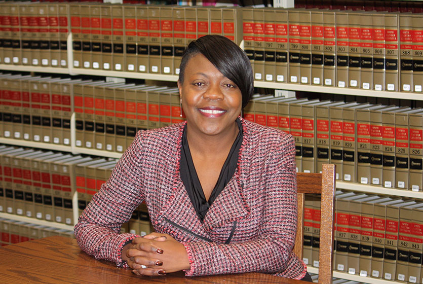 Felicia Washington Valentin ONU Law
