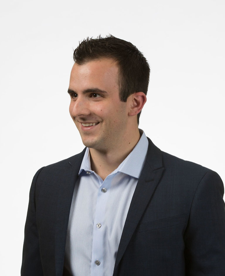 Michael Gionta, JD 17, ONU Law graduate